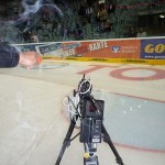 Messungen Eissporthalle
